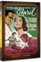 frøken april - DVD