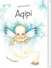 aqipi - den lille hjælpeånd - bog