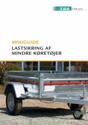 ar 287 miniguide lastsikring af mindre køretøjer - bog