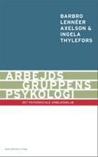 arbejdsgruppens psykologi - bog