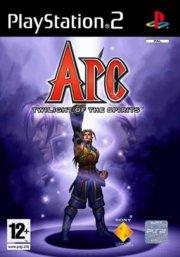 arc twilight of the spirits - PS2
