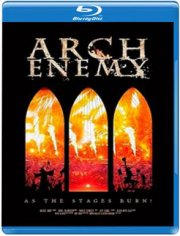 arch enemy - as the stages burn - Blu-Ray