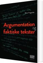 argumentation og faktiske tekster - bog