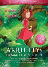 ariettys hemmelige verden - DVD