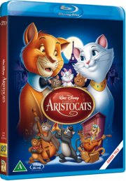 aristocats - disney  - Blu-Ray