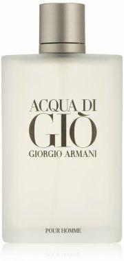 gio armani parfume - acqua di gio - til mænd - 200 ml edt - Parfume
