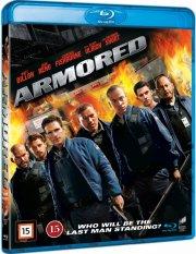 armored - Blu-Ray