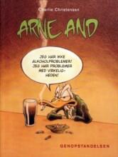 arne and genopstandelsen - Tegneserie