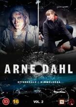 arne dahl boks - vol. 2 - DVD