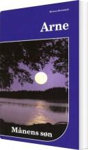 arne - månens søn - bog