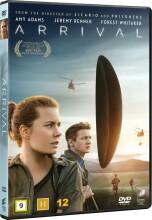 arrival - 2016 - DVD