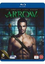 arrow - sæson 1 - Blu-Ray