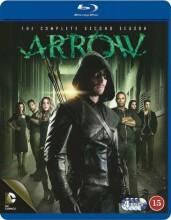 arrow - sæson 2 - Blu-Ray