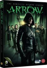 arrow - sæson 2 - DVD