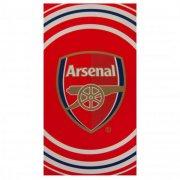arsenal håndklæde 140 x 70 cm - Merchandise