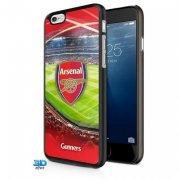 iphone 6 arsenal cover - hard case - 3d - Mobil Og Tilbehør
