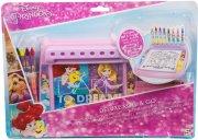 disney prinsesser tegnesæt - art desk roll and go - Kreativitet