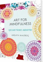 art for mindfulness geometriske mønstre - bog
