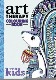 malebog - art therapy til børn - Kreativitet