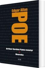 arthur gordon pyms eventyr & heureka - bog
