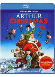 arthurs julegaveræs / arthurs christmas - 3D Blu-Ray