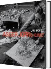 asger jorns kunst - bog