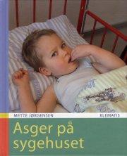 asger på sygehuset - bog