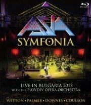 asia symfonia - live in bulgaria 2013 - Blu-Ray