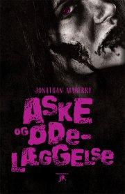 aske og ødelæggelse - bog