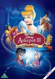 askepot / cinderella 3 - tiden skrues tilbage - disney - DVD