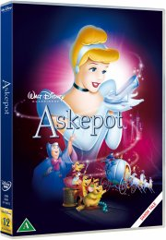 askepot / cinderella - disney - DVD