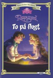 rapunzel - to på flugt - disney prinsesser - bog