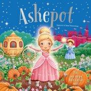 askepot - en 3d pop-up historie - bog