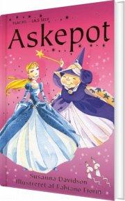 askepot - bog