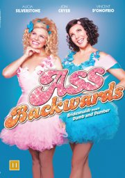 ass backwards - DVD
