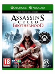 assassin's creed: brotherhood (greatest hits) - xbox 360