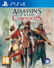 assassin's creed: chronicles (nordic) - PS4