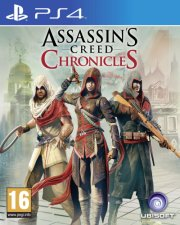 assassin's creed: chronicles - PS4