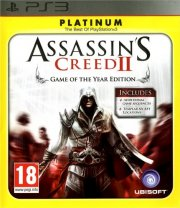 Assassins Creed Ii (2) Goty Edition - Platinum - PS3