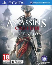 assassin's creed iii (3) liberation - ps vita