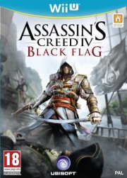 assassins creed iv (4) black flag - wii u