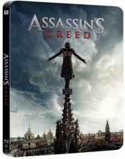 assassin's creed - limited steelbook edition - 3D Blu-Ray