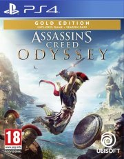 assassins creed: odyssey - gold edition - PS4