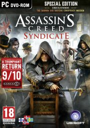 assassin's creed: syndicate - special edition (nordic) - PC
