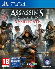assassin's creed: syndicate (nordic) - PS4