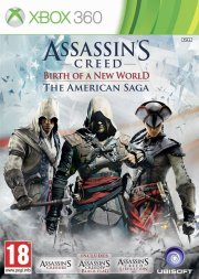 assassin's creed: the american saga - xbox 360