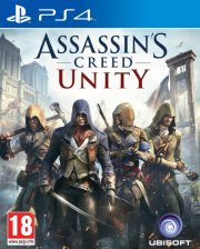 assassin's creed: unity (nordic) - PS4