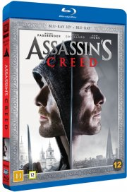 assassin's creed - 3D Blu-Ray