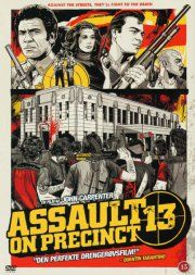 assault on precinct 13 - DVD