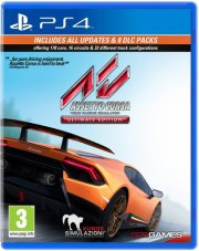 assetto corsa - ultimate edition - PS4